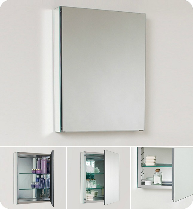 bathroom framed mirror medicine cabinets